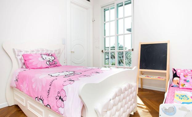 ורד ומוטי, חדרי ילדים (צילום: שגיא מורן)