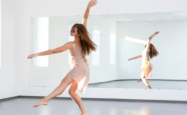 רקדנית (צילום: Africa Studio, Shutterstock, מעריב לנוער)
