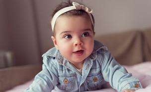 תינוקת  (צילום: Impact Photography, Shutterstock)