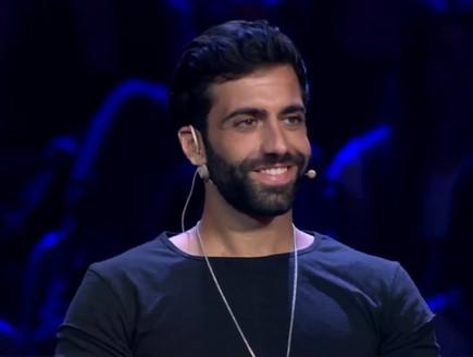 אליעד נחום מגיע ל״רק רוצים לרקוד״2