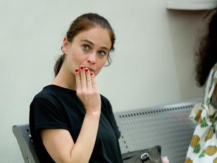 לוסי דובינצ'יק (צילום: Moshe Shai \ פלאש 90)