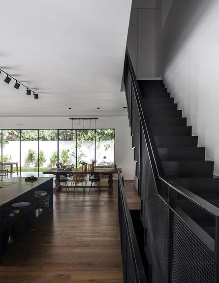 גילי זילברברג, מדרגות, ג (5) (צילום: יואב גורין)