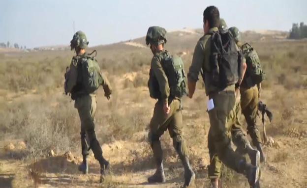 החשש - חמאס ינסה למנוע את העבודות (צילום: דובר צהל)