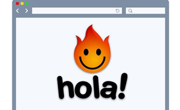 שירות ה-VPN של Hola (צילום: Olga Krasnopera, 123RF)