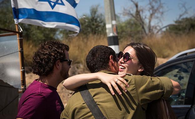 אוהבים את ישראל (צילום: Andrew Burton, GettyImages IL)