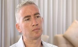 אייל פרי, אחיו של אמיר פרישר גוטמן (צילום: חדשות 2)