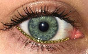 תכשיטי עיניים (צילום: אינסטגרם)