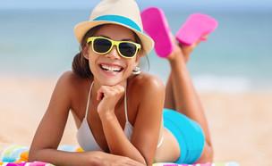 בחורה ספונטנית (צילום: Maridav, Shutterstock)