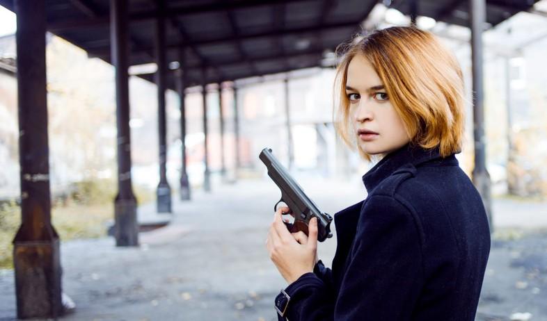 אישה רוצחת (צילום: Shutterstock)