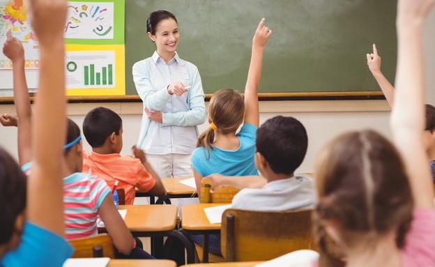הסבה להוראה (צילום: wavebreakmedia, Shutterstock)