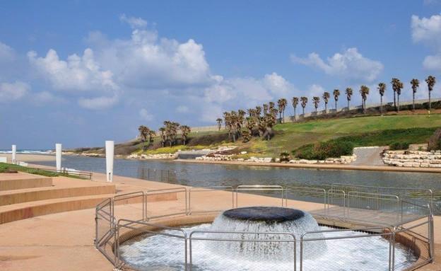 פארק נחל חדרה  (צילום: החברה לפיתוח התיירות חדרה)