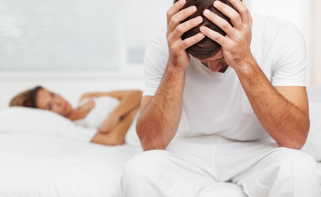 גבר מתוסכל (צילום: Billion Photos, Shutterstock)
