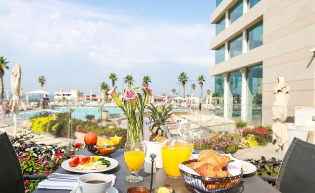 האוכל במלון (צילום: יחסי ציבור)