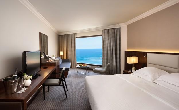החדר במלון (צילום: יחסי ציבור)