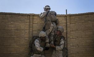 חיילי מארינס (צילום: יחסי ציבור)