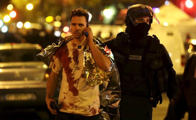 הפיגוע הגדול בתולדות צרפת (צילום: רויטרס)