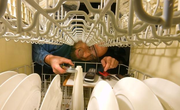 מדיח כלים (צילום: Sorin Alb, Shutterstock)