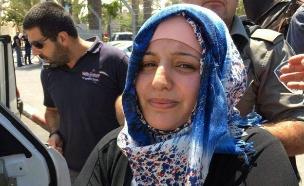 המחבלת בת ה-29 מצור באהר (צילום: חדשות השואגים לימין)