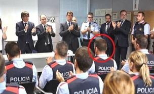 השוטר שירה במחבלים בקמברילס (צילום: חדשות 2)