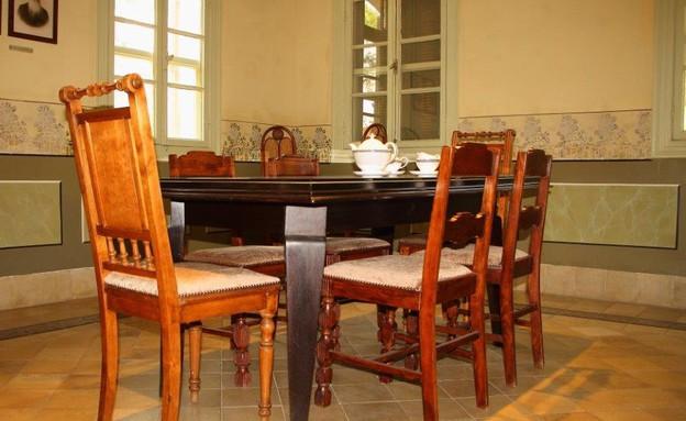 בית פיינברג   (צילום: באדיבות החברה לפיתוח תיירות חדרה)
