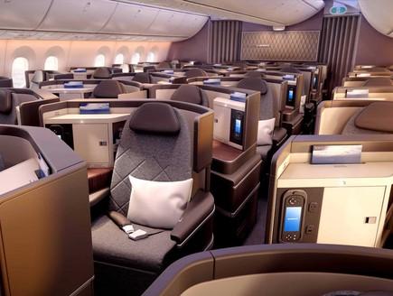 אל על: טיסות במחלקת עסקים החל מ-299 דולר