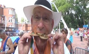 משה גרטל - אלוף עולם. צפו (צילום: חדשות 2)