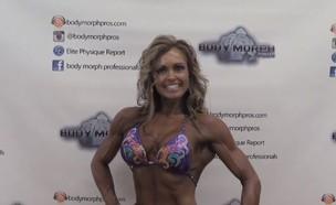 ג'ודי ווייכמן (צילום: Body Morph Pros/YouTube)