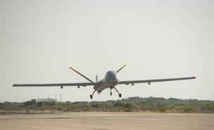 """נקלט מבצעית בחיל האוויר (צילום: חטיבת דובר צה""""ל)"""