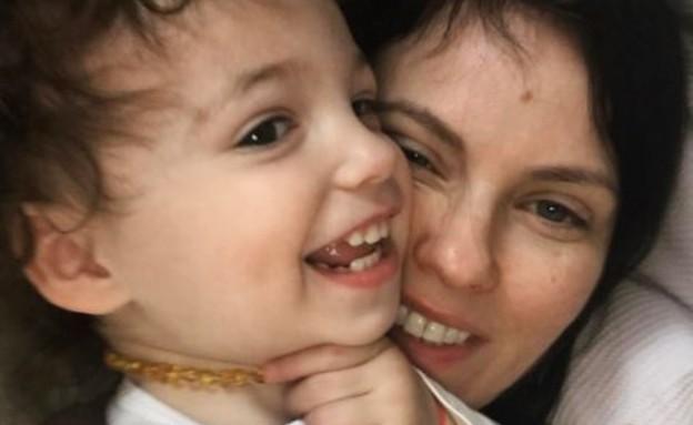 עדי נוימן אינסטה מאמא (צילום: instagram)