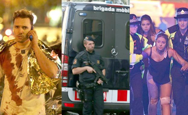 אירופה של טרור: מתקפת הפיגועים על היבשת