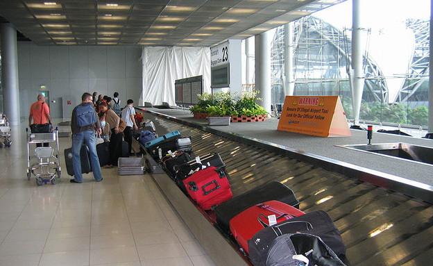 מסוע מזוודות (צילום: יחסי ציבור, ויקיפדיה)