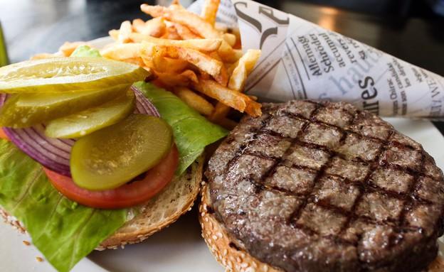 המבורגר בראסרי  (צילום: עידית בן עוליאל,  יחסי ציבור )