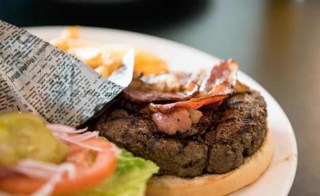 המבורגר קלומפוס  (צילום: יחסי ציבור,  יחסי ציבור )