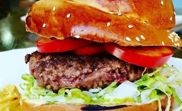 המבורגר M25 (צילום: יחסי ציבור,  יחסי ציבור )