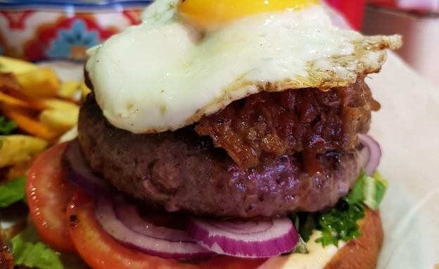 עומרס אילת המבורגר אסאדו (צילום: יחסי ציבור,  יחסי ציבור )