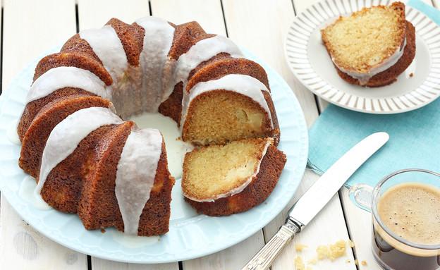 עוגת קוקוס ואננס בחושה (צילום: ענבל לביא, אוכל טוב)