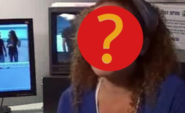 מי העיתונאית שעבדה בגיא פינס (עיצוב: שידורי קשת)