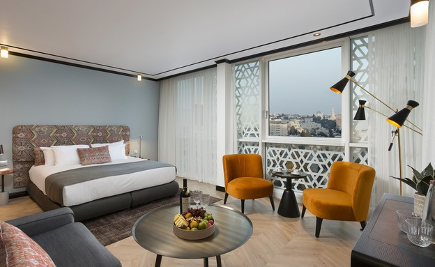 מלון טריפ בת שבע ירושלים (צילום: יחסי ציבור)