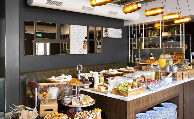 חדר האוכל. טעים ובריא (צילום: יחסי ציבור)