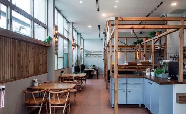 מסעדות06, סניף חדש למסעדה ותיקה מקיבוץ גליל ים (צילום: יואב גורין)