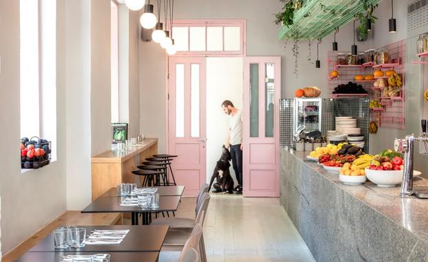 מסעדות02, מטבח טבעוני ובריא שלא מוותר על שחיתות (צילום: עמית גרון)