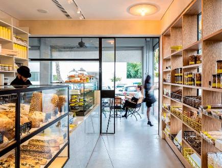 מסעדות03, ביסטרו ומאפייה בצפון תל אביב