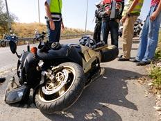 43 אופנוענים נהרגו מתחילת השנה
