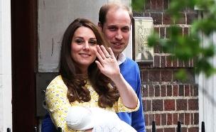 בני הזוג המלכותי (צילום: ריורטס)