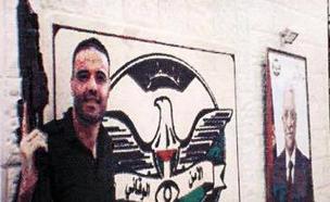 """פרסם בפייסבוק דברי הסתה, אלסויטי (צילום: דוברות שב""""כ)"""