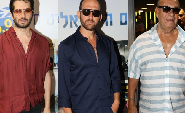 יום הקולנוע הישראלי  (צילום: רפי דלויה)