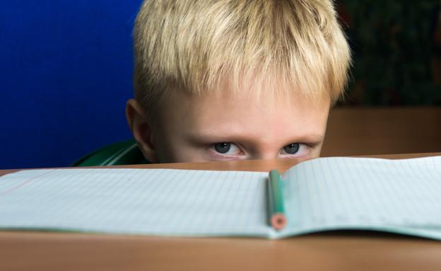 ילד  (צילום: Oksana Mizina, Shutterstock)