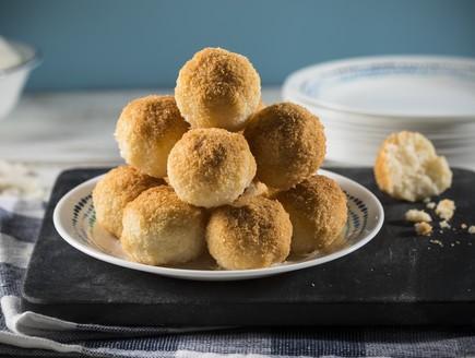 עוגיות קוקוס נטולות גלוטן (צילום: אפיק גבאי, מתכון לחיסכון)