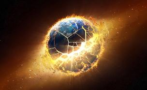 מה עלול להוביל לסוף העולם? צפו (צילום: Johan Swanepoel, 123RF)