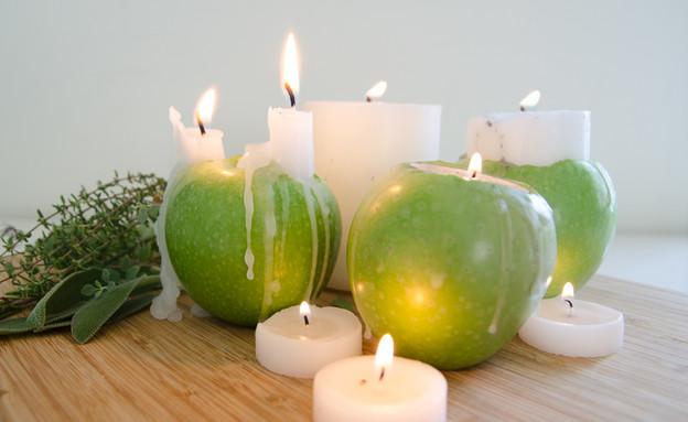 פמוט תפוח, 003 (צילום: נועה קליין)